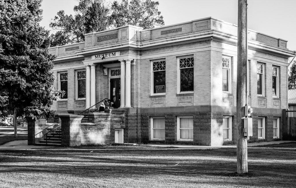 Carnegie Library in Rocky Ford, Colorado