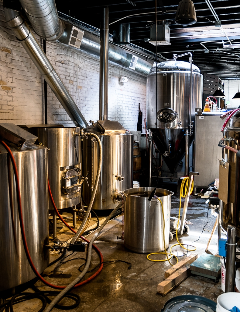 A Micro Brewery