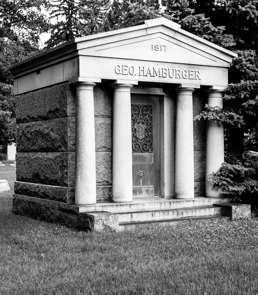 Hamburger Mausoleum